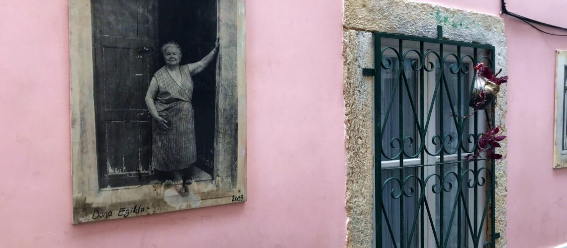 In Lisbon, remembering those who came before…. - Gallery Slide #2